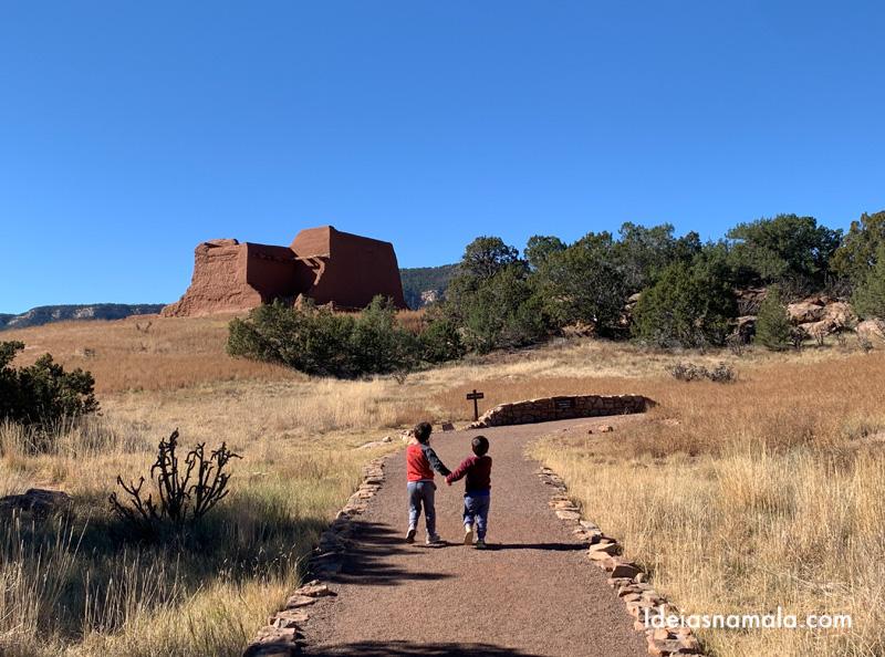 Pecos National Historic Park em o que fazer em Santa Fe