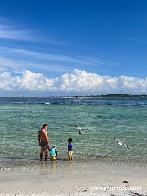 St. Andrews State Park em Panama City Beach