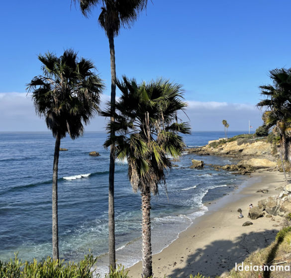 Laguna Beach na Califórnia: Descubra um pedacinho do paraíso