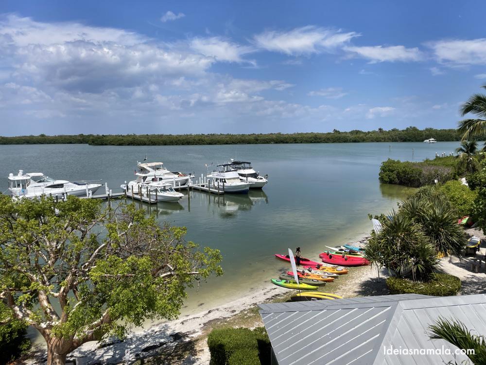 Tween Waters Island Resort em Captiva