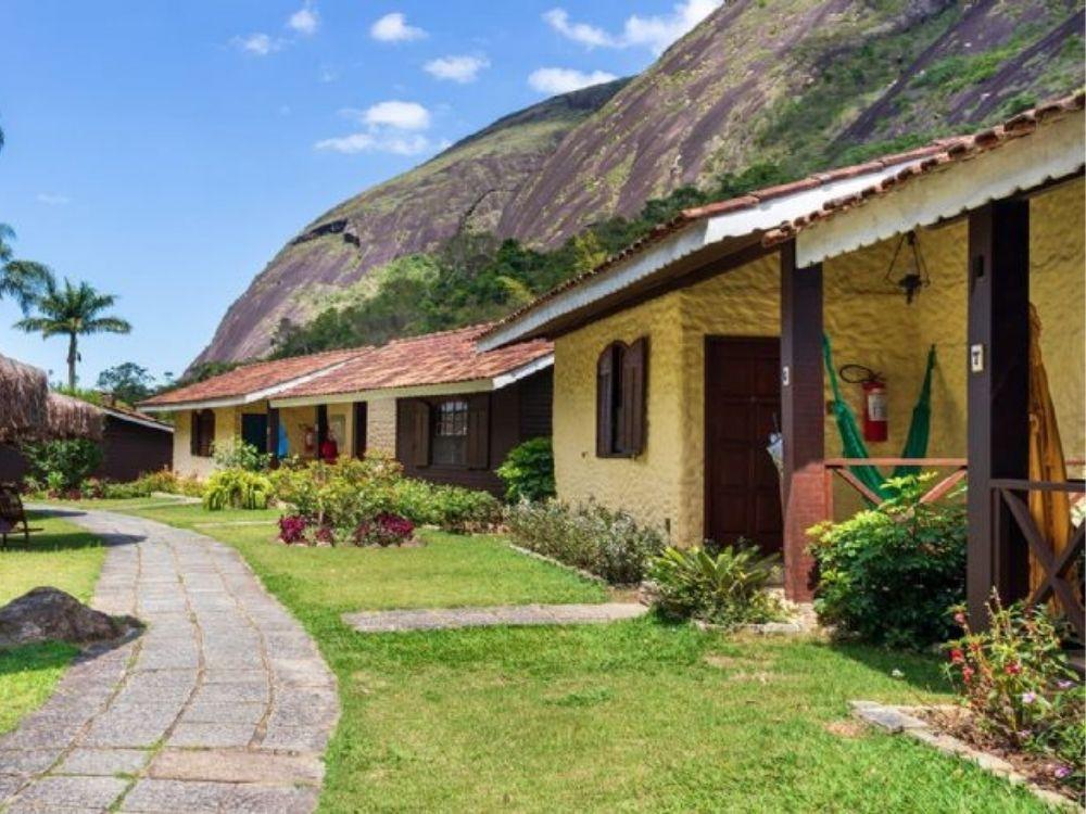 Turismo de Isolamento - Hotel Pedra Bonita