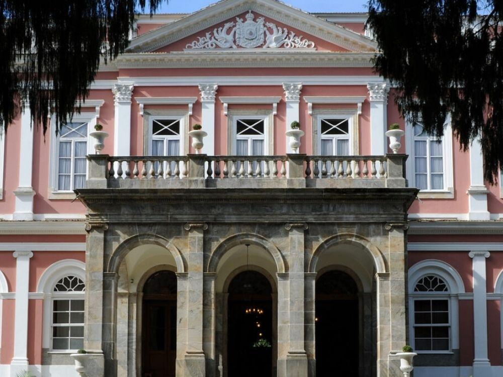 Petropolis Museu Imperial - Turismo de isolamento com crianças