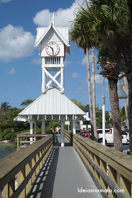 Historic Bridge Street Pier em Anna Maria