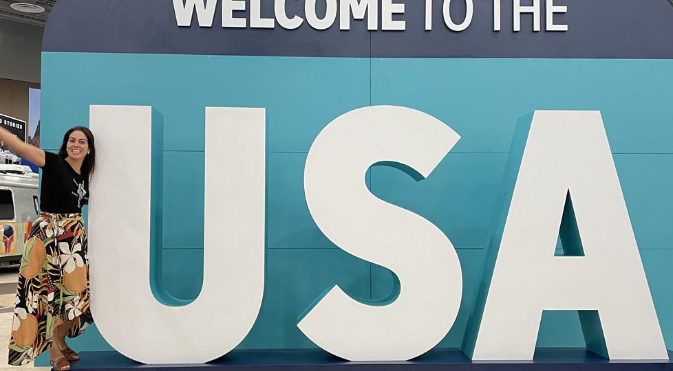 Bem vindo aos EUA